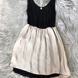 Urban Outfitters Sparkle and fade dress size Small